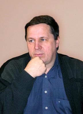 Corr.-member of RAS, Prof. <strong>Victor V. Gusarov</strong>