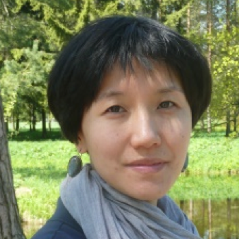 Dr.<strong>Alexandra V. Khvan</strong>