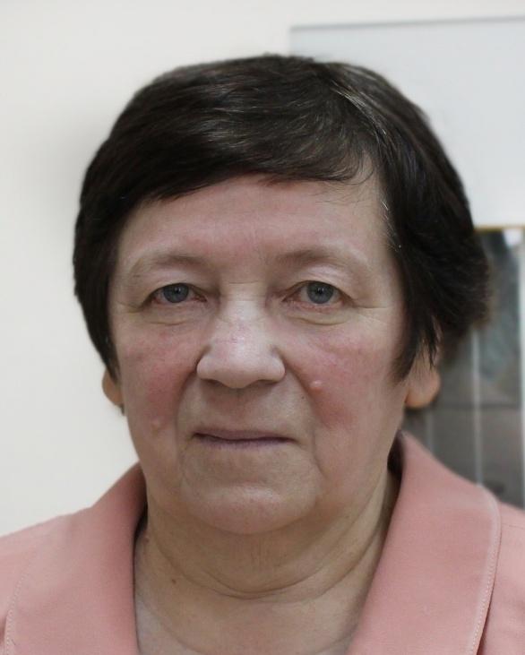 Prof. <strong>Natalia N.Smirnova</strong>